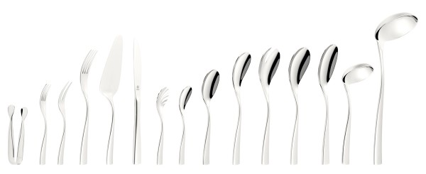 GLINDE 72 pcs Cutlery Set
